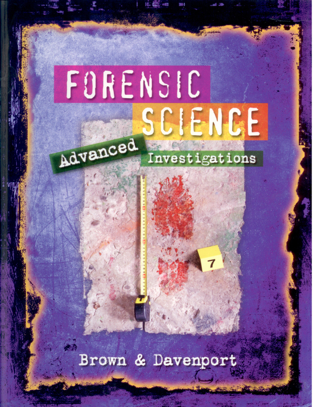 Forensic textbook profile