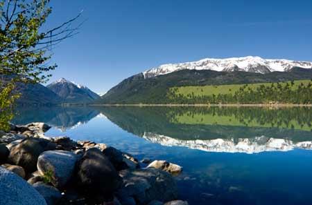 Wallowa Lake training
